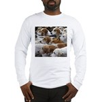 The Foxed Long Sleeve T-Shirt