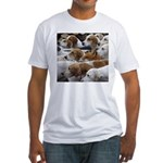 The Foxed Fitted T-Shirt