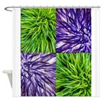 Shower Curtain Grass