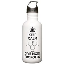 Keep Calm and give more Propofol Sports Water Bott