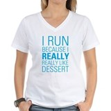 I RUN FOR DESSERT T-Shirt