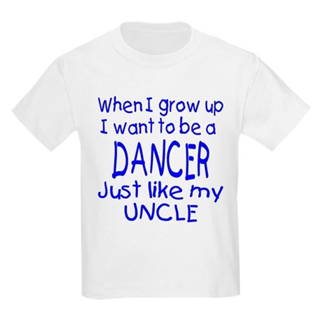 Dance just like Uncle Kids T-Shirt
