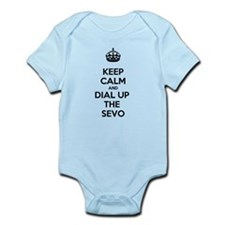 Keep Calm and Dial Up the Sevo Body Suit