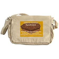Crumb Cake Messenger Bag