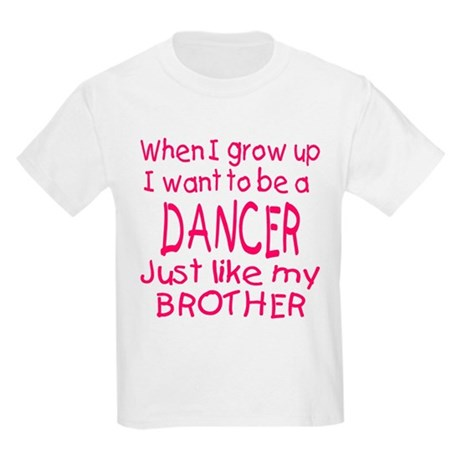 Dance just like Brother Kids T-Shirt