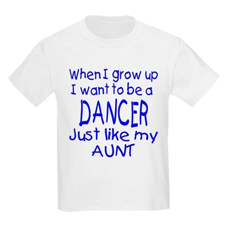 Dance just like Aunt Kids T-Shirt