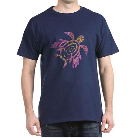 Winged Turtle Dark T-Shirt