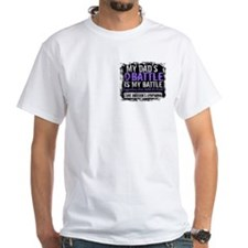My Battle Too 2 H Lymphoma Shirt