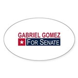 Elect Gabriel Gomez Decal