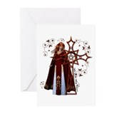 Wiccan - Pagan - Greeting Cards (Pk of 10)