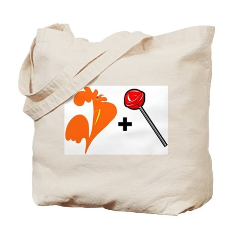 Cock Sucker Tote Bag