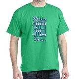 Blues Man Guitar Player T-Shirt