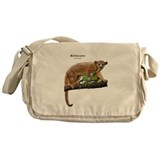 Kinkajou Messenger Bag