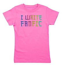 Fanfic Pride Girl's Tee