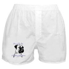 Bullmastiff 2 Boxer Shorts