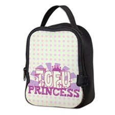 Tofu Princess Neoprene Lunch Bag