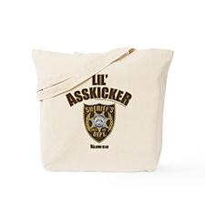 Walking Dead Lil Asskicker Tote Bag
