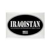 Iraqistan Rectangle Magnet