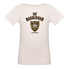 Walking Dead Lil Asskicker Organic Baby T-Shirt