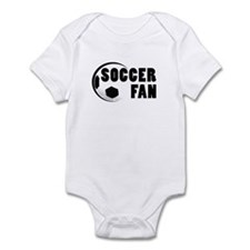 Soccer Fan Infant Bodysuit