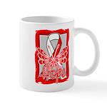 Hope Butterfly Oral Cancer Mug