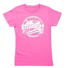 Steamboat Old Circle 3.png Girl's Tee