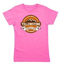 Yellowstone Pumpkin Girl's Tee