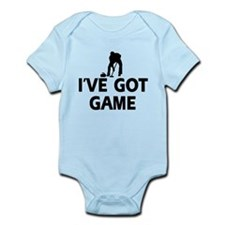 I've got game Curling designs Infant Bodysuit