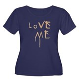 Love Me Plus Size T-Shirt
