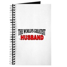 """The World's Greatest Husband"" Journal"
