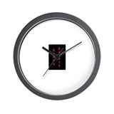 Kempo Karate Wall Clock