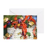Holiday Elves (Pk of 10)