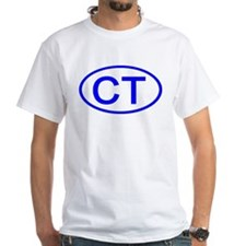 CT Oval - Connecticut Premium Shirt