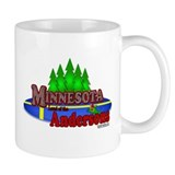 "Minnesota""land of the Andersons"" Mug"