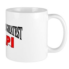 """The World's Greatest Papi"" Mug"