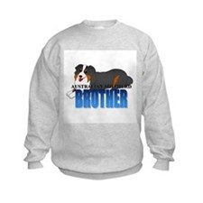 Australian Shepherd Brother Sweatshirt