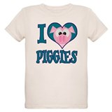 love piggies.png T-Shirt
