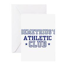 Demetrius Greeting Cards (Pk of 10)