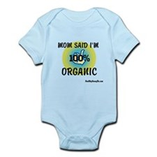 Organic Infant Bodysuit