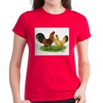 Nankin Bantams Women's Dark T-Shirt