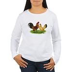Nankin Bantams Women's Long Sleeve T-Shirt