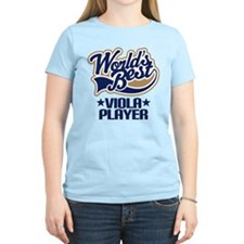 Viola Player (Worlds Best) T-Shirt