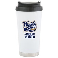 Viola Player (Worlds Best) Ceramic Travel Mug