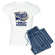 Viola Player (Worlds Best) Women's Light Pajamas