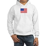 Being Patriotic Hooded Sweatshirt