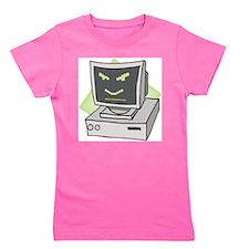 desktop, myspace.jpg Girl's Tee
