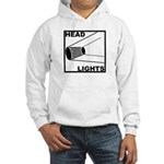 Head Lights Hooded Sweatshirt
