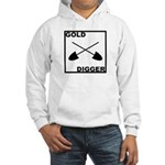 Gold Digger Hooded Sweatshirt