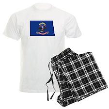 North Dakota Flag pajamas