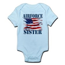 Airforce Sister Body Suit